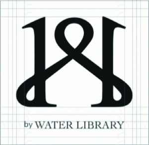 Water Library Branding sign