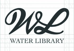 Water Library logo